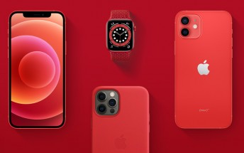 Apple's homepage gets (RED) makeover, proceeds go to COVID-19 relief through June 2021