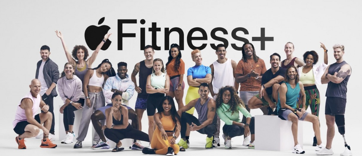 Apple now offers $120 Yoga mats so you can prepare for Fitness+  subscription launch - GSMArena.com news