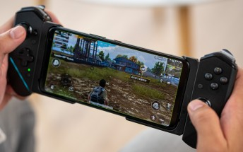 Asus ROG Phone II updates adds support for 90 fps PUBG, Kunai 3 controller and more