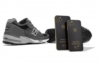Caviar unveils iPhone 4-inspired custom 12 Pro, limited edition of Steve Jobs' favorite sneakers
