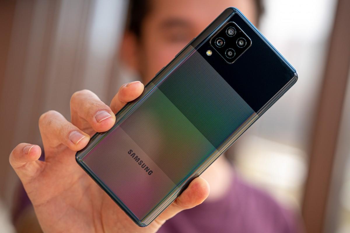 Samsung Galaxy A42 5G in for review - GSMArena.com news