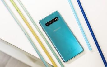 Samsung Galaxy S10 gets second One UI 3.0 beta