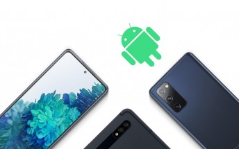 Samsung Galaxy Note20 duo and S20 FE now receiving One UI 3.0 + Android 11 update