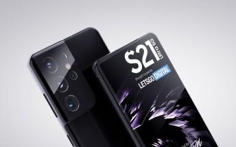 Samsung Galaxy S21 Ultra's camera detailed: 10x folded periscope joins 3x tele camera