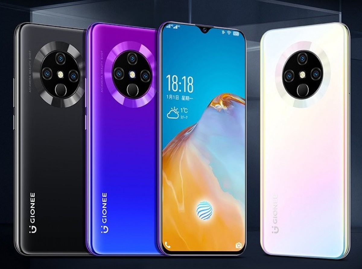 Gionee K30 Pro revealed with 4,000 mAh battery and 128GB base storage