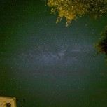 Pixel 5 Astrophotography photos: ultra wide (image credit: Harvey Etheridge)