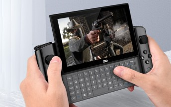 The GPD Win 3 is a handheld gaming PC with integrated controller and slide-out keyboard