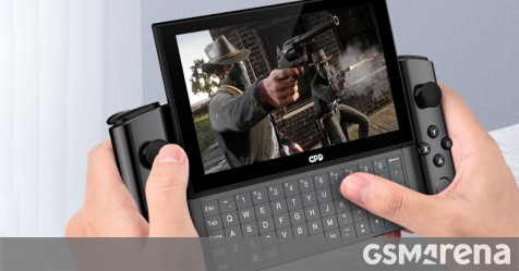 GPD Win 3 is a handheld gaming computer with an integrated controller and a sliding keyboard