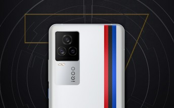 iQOO 7 runs Geekbench, the 120W charger will fill half the battery in 5 minutes