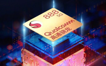Lenovo, Meizu and nubia will also launch Snapdragon 888 phones soon