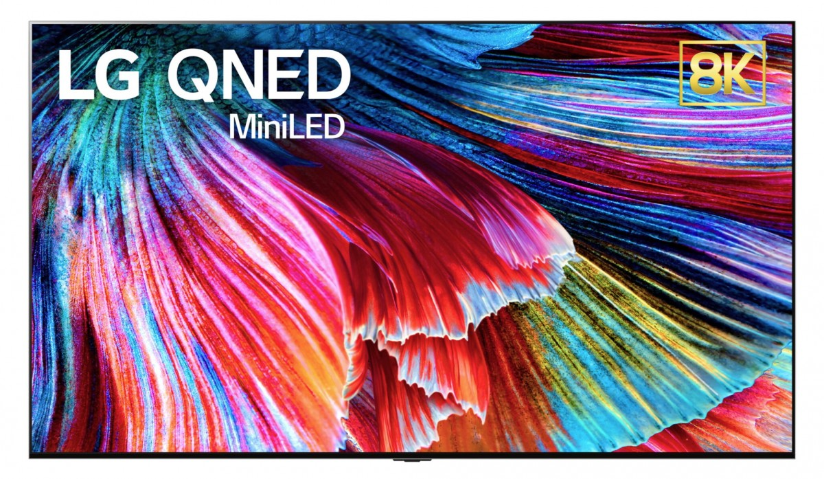 LG to announced QNED Mini LED TVs at CES 2021
