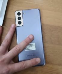 Samsung Galaxy S21+ hands-on