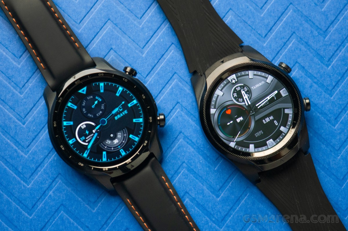 News 20 12 Mobvoi Ticwatch Pro 3 Gps Review review