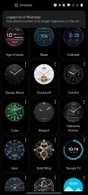 Watch faces: pre-loaded - News 20 12 Mobvoi Ticwatch Pro 3 Gps Review review