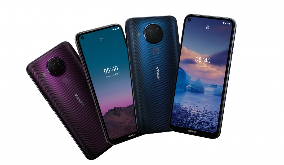 Nokia 5.4 announced - Snapdragon 662 for €189