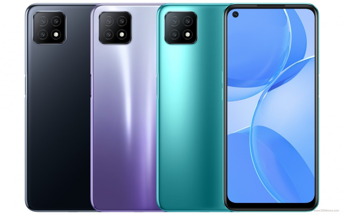Oppo A53 5G gets official with Dimensity 720 chipset - GSMArena.com news