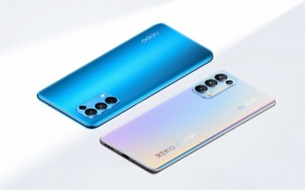 Oppo Reno5 5G and Reno5 Pro 5G unveiled: 90Hz OLED screens, 65W charging