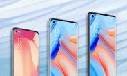Oppo Reno5 series pictured before official announcement
