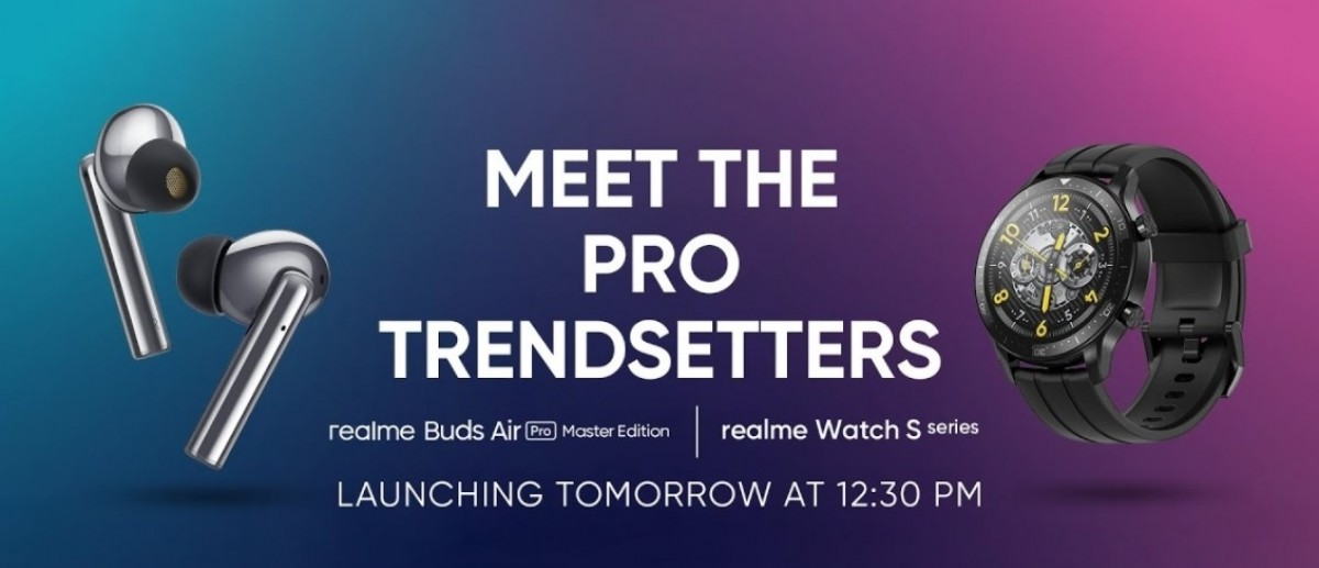 Realme Air Buds Pro Master Edition revealed by company CEO