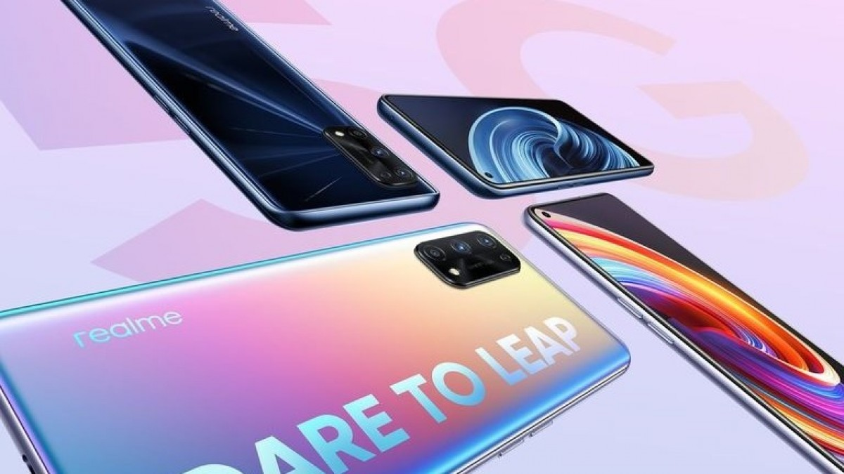 Realme X7 and X7 Pro debut  in India