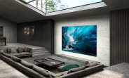 """Samsung introduces a consumer-ready 110"""" microLED TV in South Korea"""