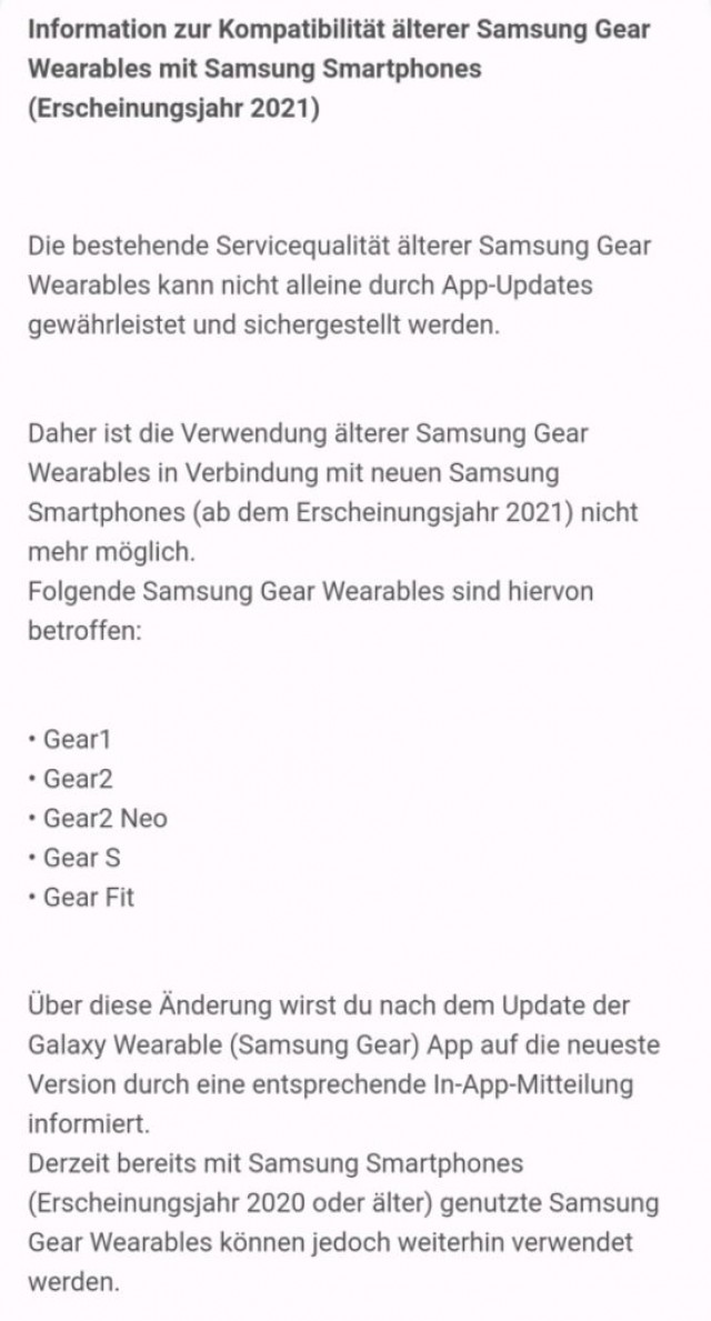 Samsung Members Germany post