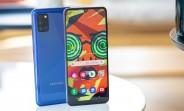 Samsung Galaxy A31, M51 receive One UI 2.5 update