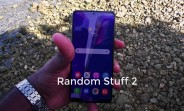 Samsung Galaxy S21+ handled in unofficial video review