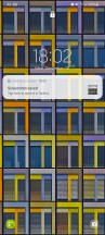 Lockscreen - Samsung One UI 3 mini review