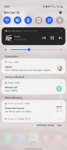 Notifications - Samsung One UI 3 mini review