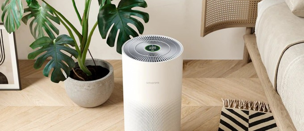 Examen du purificateur d'air Smartmi