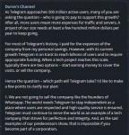 Το Telegram ανακοίνωσε σχέδια δημιουργίας εσόδων καθώς πλησιάζει 500 εκατομμύρια ενεργούς χρήστες