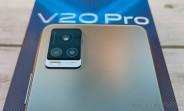 vivo V20 Pro 5G gets Android 11 update