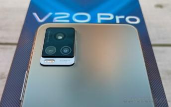 vivo V20 Pro 5G arrives in India