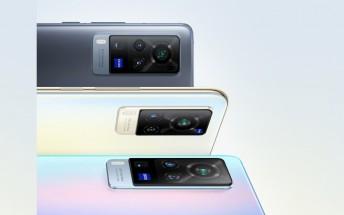 vivo X60 series camera specs leak ahead of announcement