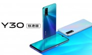 vivo Y30 Standard Edition arrives with Helio P35 SoC and dual camera