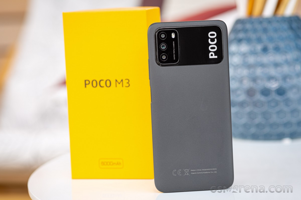 Watch our Poco M3 video review