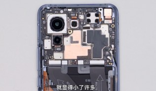 Xiaomi Mi 11 teardown (credit: Aiao Technology)