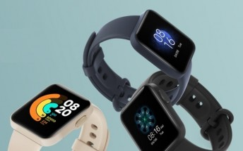 Xiaomi Mi Watch Lite goes official with 1.4