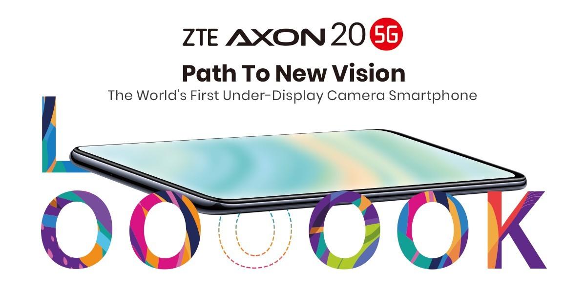 Điện thoại đầu tiên có camera dưới màn hình, ZTE Axon 20 5G, hiện đã có mặt trên toàn cầu