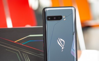 Asus ROG Phone 4 tipped to pack 6,000 mAh battery