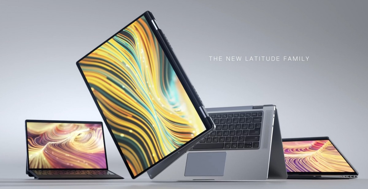 Dell announces new Latitude 9000, 7000 and 5000 laptops