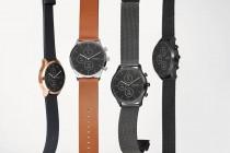 Skagen Jorn Hybrid HR, la première montre intelligente à encre électronique de la marque