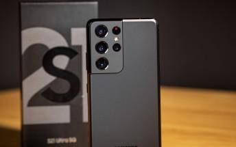 Samsung Galaxy S21 video teardown takes a peek at its insides