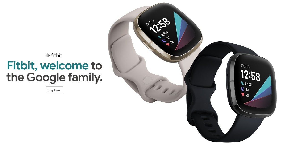 Fitbit now featured on the Google Store