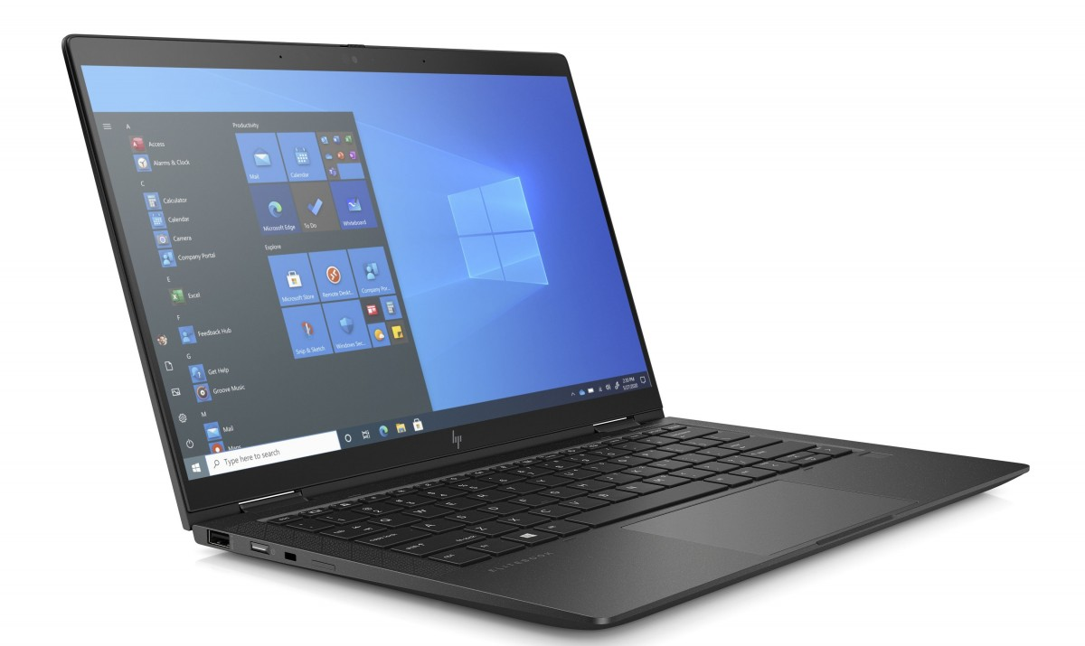 HP Elite Dragonfly G2 and Dragonfly Max business laptops