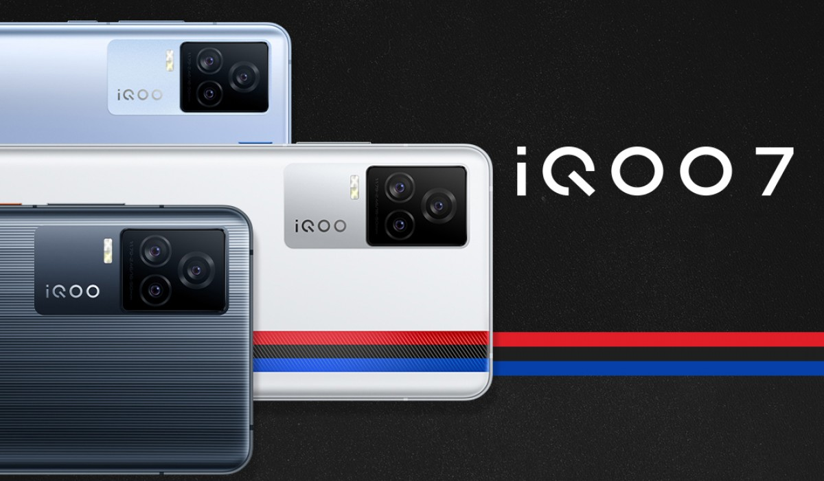 iQOO 7 debuts with Snapdragon 888, 120W charging and Origin OS