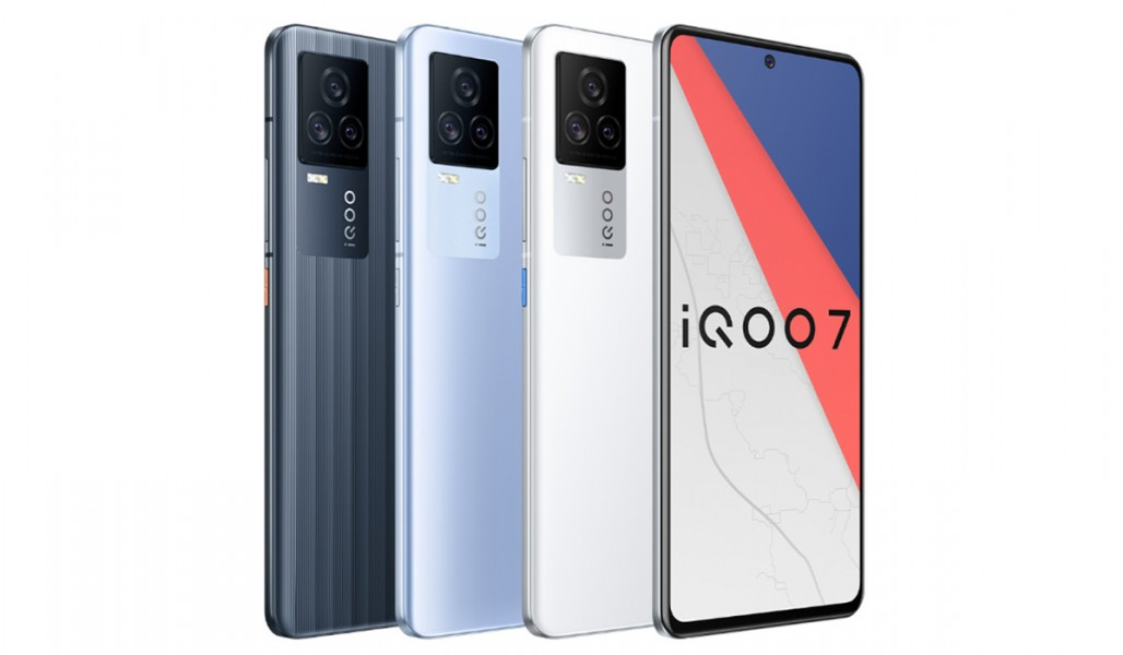 iQOO 7 series India launch set for April 26