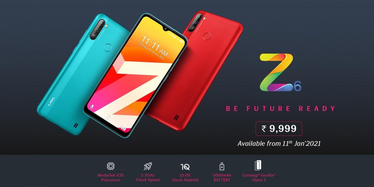 Lava unveils four new Z-phones, launches myZ phone configurator tool