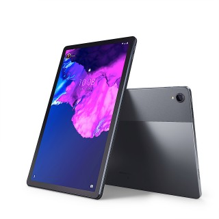 Lenovo Tab P11 in black and white